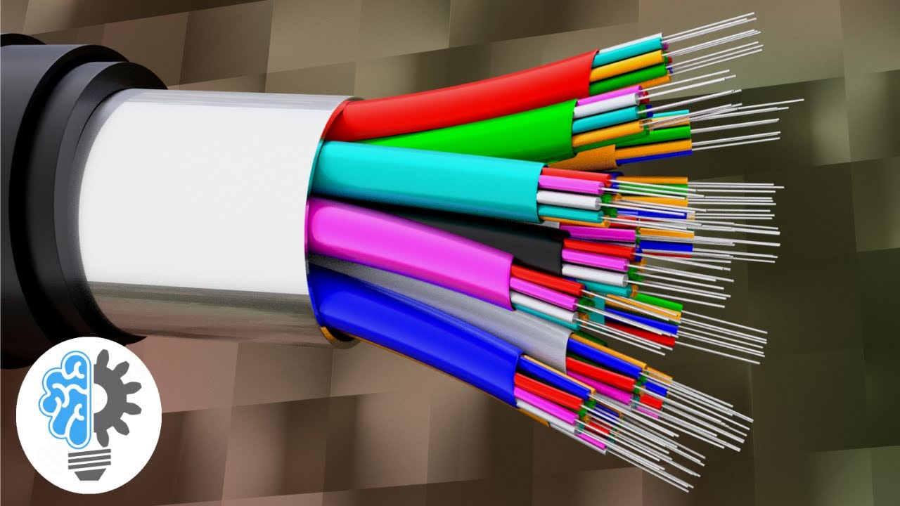 Optical fiber cables, how do they work | ICT #3