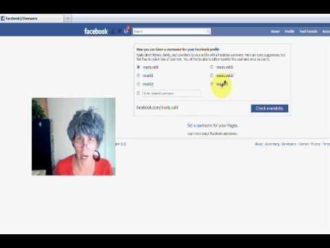 How to Get a Facebook Custom URL