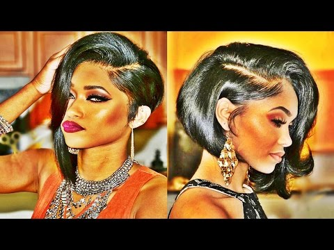 Sexiest Bob Haircuts For American & African Women
