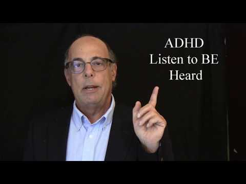 How to ADHD ADD Listening  video class for Better Relationships