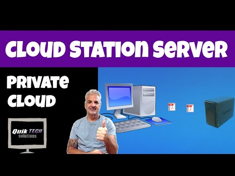 Synology Cloud Station Server