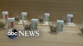 Massachusetts opens first recreational pot stores