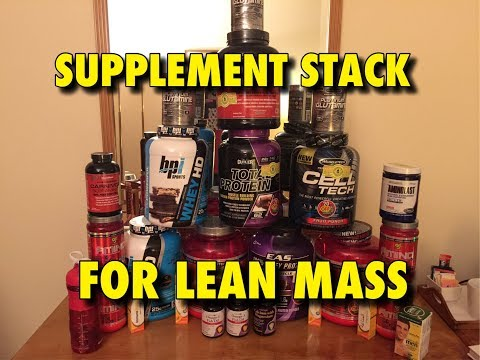 BEST SUPPLEMENT STACK FOR LEAN GAINING | BAR BROS | UJJWAL YADAV
