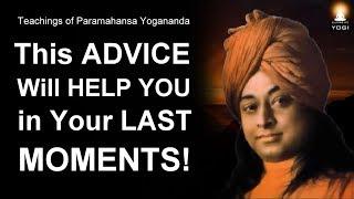What Happens When You Die Unenlightened? | Sri Paramahansa Yogananda