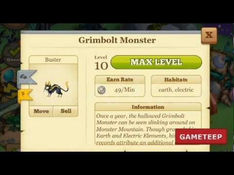 How to breed Grimbolt Monster 100% Real in Tiny Monsters! [LIMITED EDITION]