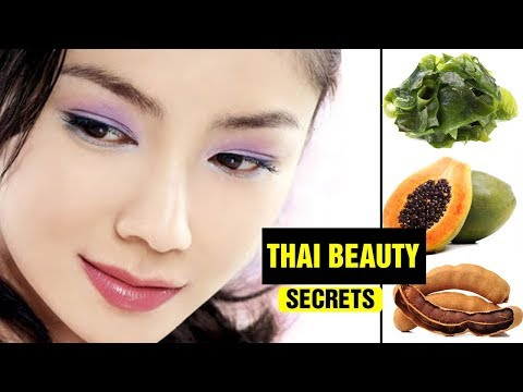 Top 5 Thai Women Beauty Secrets|Thai Beauty Secrets Revealed