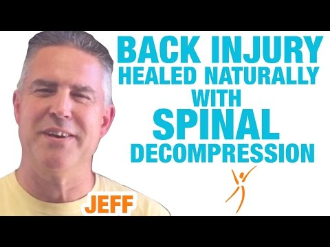 Back Injury Healed With Spinal Decompression: Schneider Clinic Patient Success Story