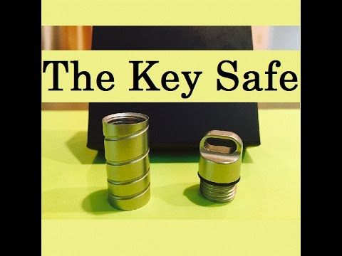 Product Review: Key safe by the Tin Mill