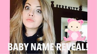 Download baby name reveal Video