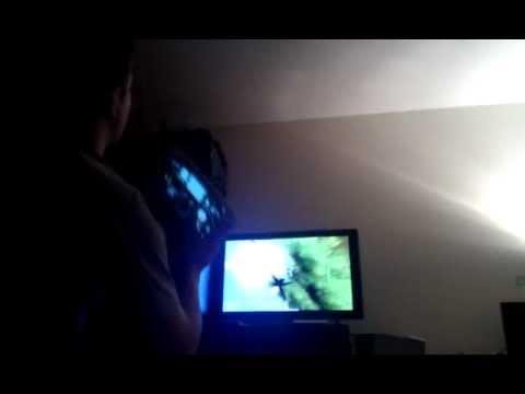 Metal Storm AirPlay @ Ipad2 & Apple TV - gameplay