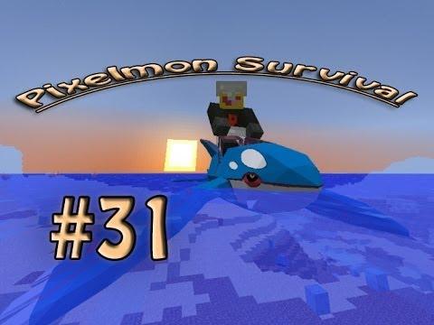 FINALLY SALAMENCE! Pixelmon Survival Season 2! #31