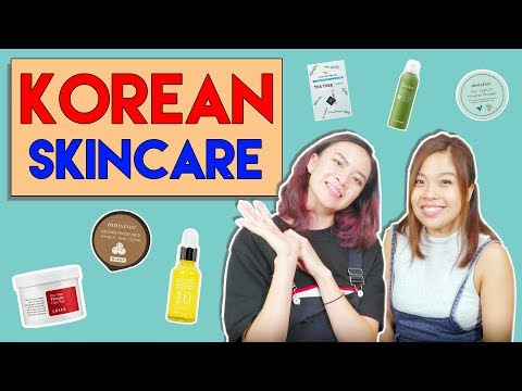 KOREAN SKINCARE SHOPPING + GIVEAWAY! (Worth $75) | PrettySmart