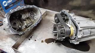 BMW X3 (E83) DIY: Actuator / Solenoid Gear Replace on