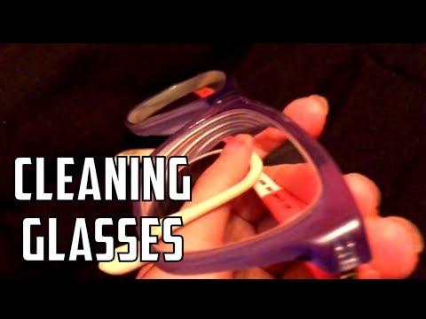 How I Clean My Glasses - Good Tutorial!