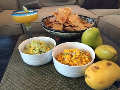 Cinco de Mango, 3 Amazing Mexican Mango Recipes