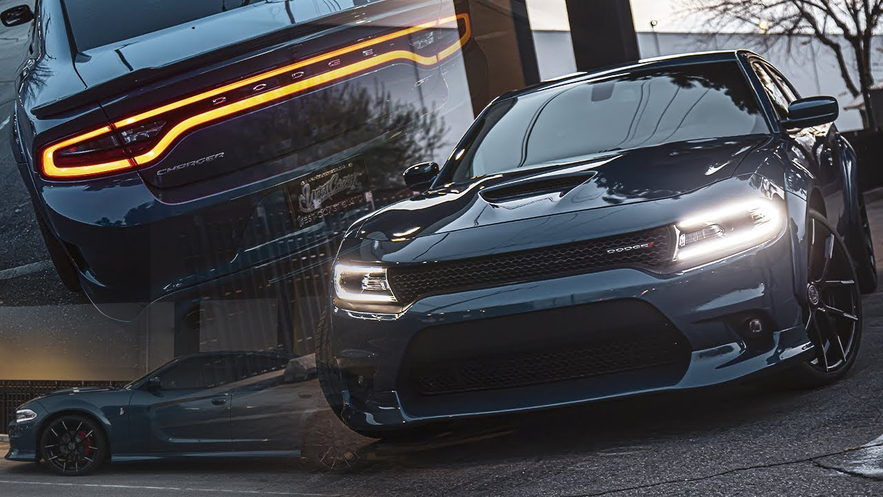 Dodge Charger Body Kit West Coast Customs Edition