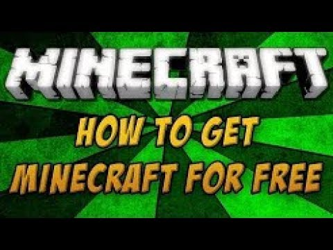 How To Get Minecraft For Free (Mac/PC)