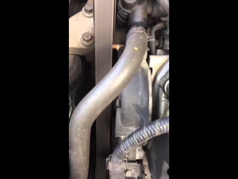 Honda accord v6 timing belt tensioner noise