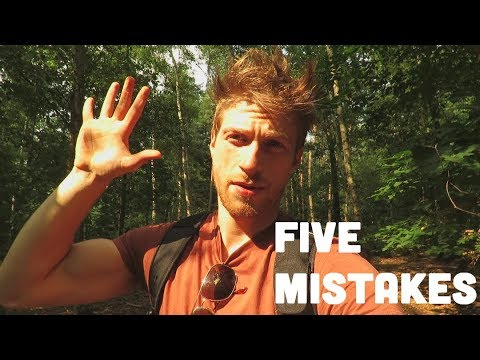 5 Mistakes I Wish I Knew Before Working Out