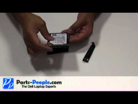 Dell Inspiron 1545 | Hard Drive Replacement | How-To-Tutorial