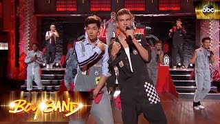 Uptown Girl - Opening Performance | Boy Band