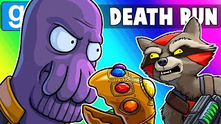Download Gmod Death Run Funny Moments - Avengers Endgame TRUE Ending! Video
