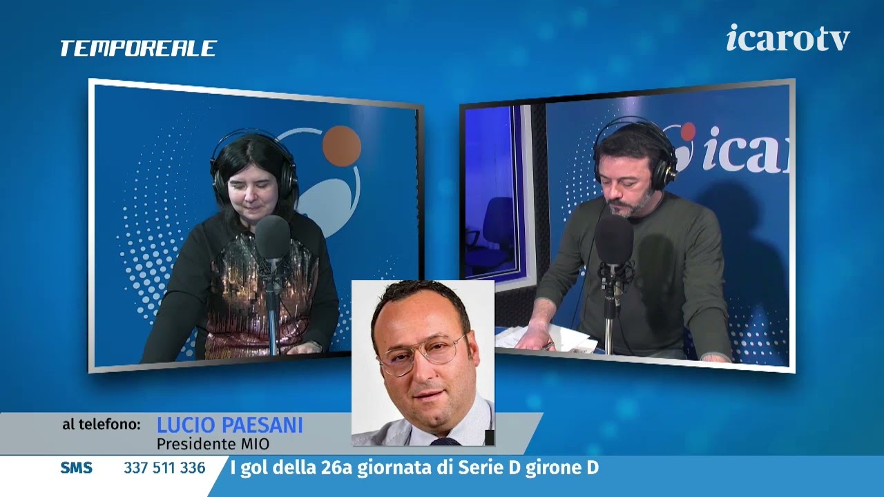 """Sputnik, perchè no?"". Intervista a Lucio Paesani, presidente di MIO Emilia Romagna"
