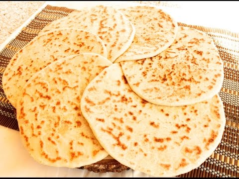 Best soft flat breads, perfect for sandwiches or wraps (International)