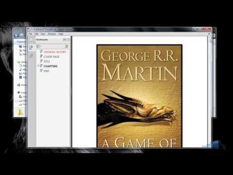 Game of Thrones Ebook Download Walk Through
