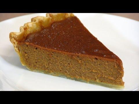 Apple Butter Pumpkin Pie -- Lynn's Recipes