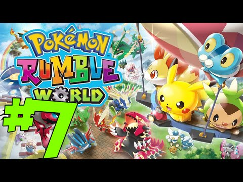 Let's Play: Pokemon Rumble World Part 7