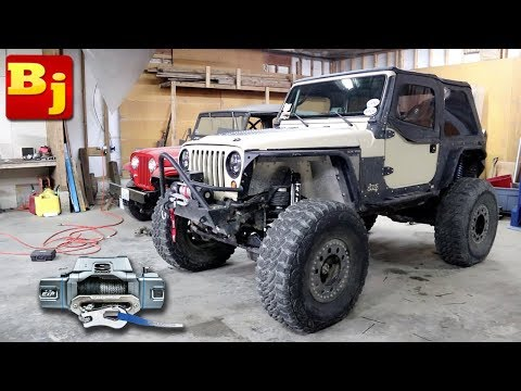 Superwinch EXP Install