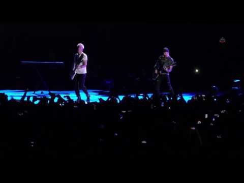 Chapter One Of U2 The Joshua Tree Tour Live from Rome 2017-07-16 4K