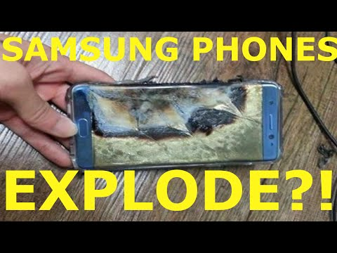 Samsung Galaxy Note 7 EXPLODED?! (3-min Explanation)