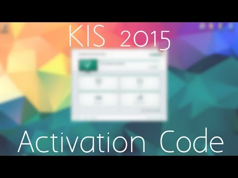 Kaspersky 2015/2016 Activation Code [FREE & 100% Working]
