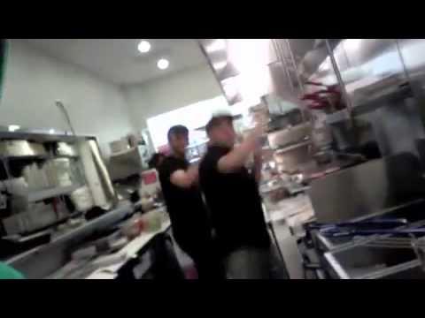 Bar Louie Dance Off Miami VS. Merriville