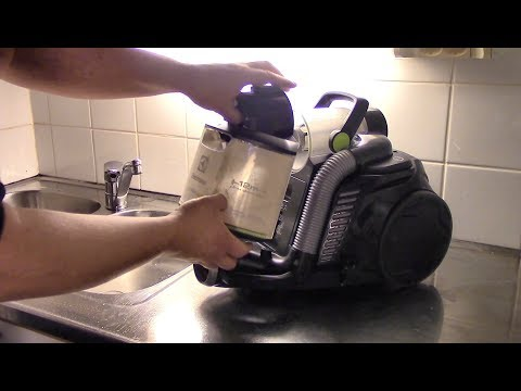 Fully Cleaning The Electrolux UltraFlex