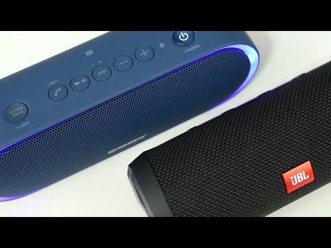 JBL Flip 4 vs Sony SRS-XB20 Wireless Speaker Comparison