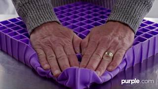 How It's Made - Purple Mattress Factory Tour