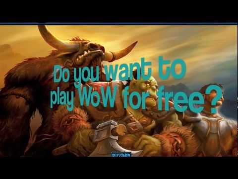 World of Warcraft: WOW Membership Free Forever! Game Time Generator! 2012 (Updated 3/04/2012)
