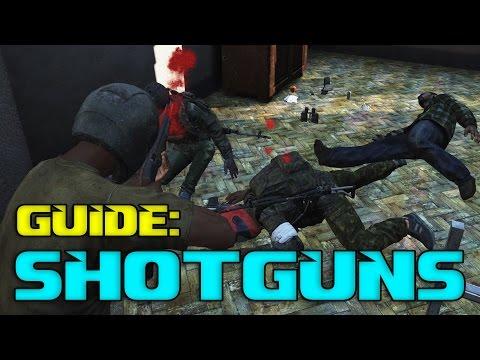 DayZ Shotgun Guide | Preparing for the Saiga 12