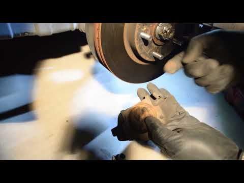 Front Brakes Replacement Hyundai