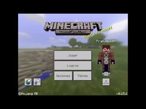 Minecraft PE  jugando REALMS con Jachone y Roberces