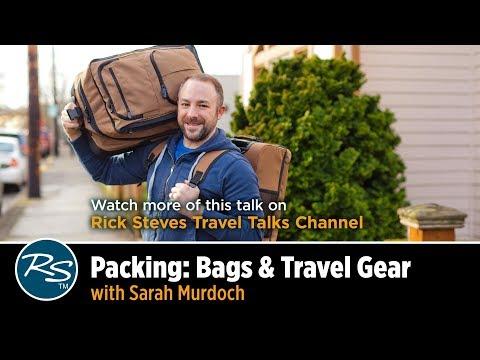 Packing Skills: Backpack vs. Rolling Bag