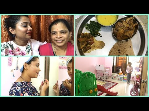 Making My Mom SPecial Dal in Lunch - Dinner Party at Mom's House | Brother Back From Honeymoon