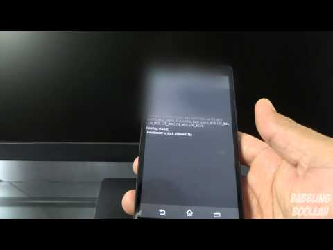Find out if your Xperia Z or ZL allows bootloader unlocking