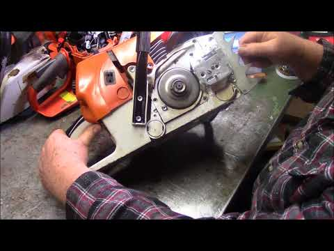Saturday In The Shop. LOTS to talk about, FT660's, MS441's, MS261's Husqvarna 576's...and MORE!