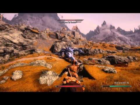 Skyrim Redone - S2 E63 - A Mighty Dragon (Role-Play)