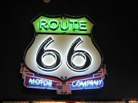 1°Parte USA Road Trip Historic Route 66 con Avventure nel Mondo video di Pistolozzi Marco