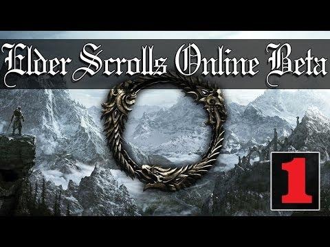 Elder Scrolls Online: BETA E01 - The Perils of Diplomacy